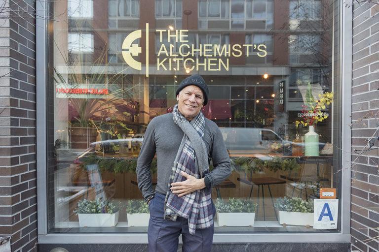 Alchemists Kitchen Menu