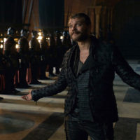 Euron Greyjoy's New Rockstar Look on Game of Thrones Explained