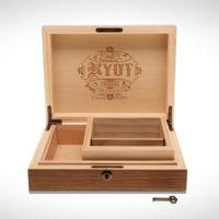 The Classy Cannabis Stash Box
