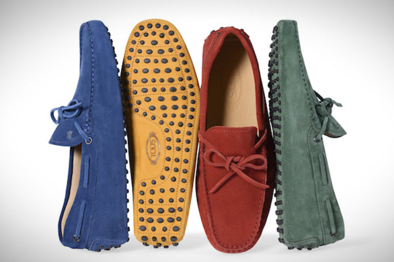 Customize Your Own Pair of Tod's Iconic Gommino Driving Shoes | The Hemponair
