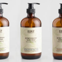 Give Your Hands A Feel For Hemp with This Hemp-Based Soap Collection