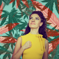 Women Who Use Cannabis Have Higher IQs Than Those Who Don't