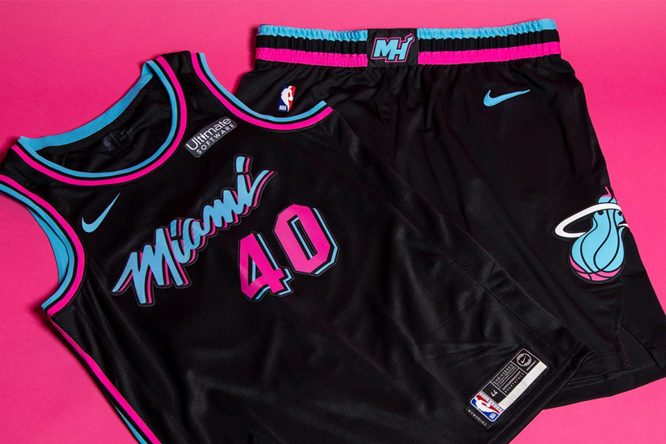 Nike Begins Releasing Its 2018-2019 NBA City Edition Uniforms  91f820e58