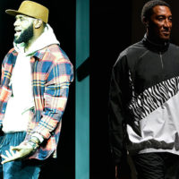 Kith Brings Out LeBron James and Scottie Pippen for Its Spring/Summer 2018 Collection at NY Fashion Week